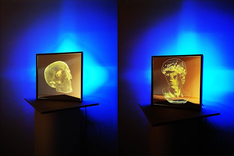 Workshop Lightbox avec l'artiste Lucien Tigrine